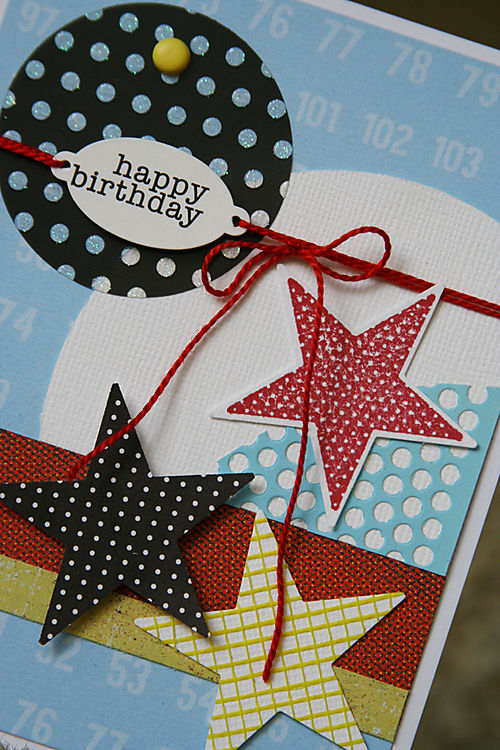 Stars_happy_birthday_card_detail