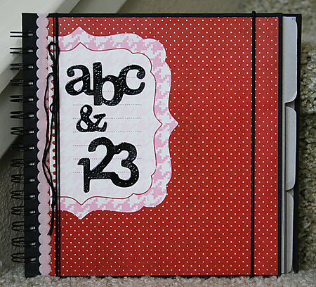 Back_to_school_slice_paperie_altered_notebook