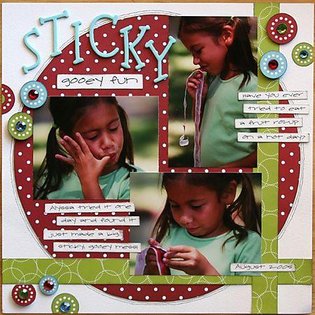 AA Sticky