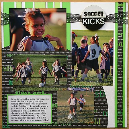 SL Soccer Kicks