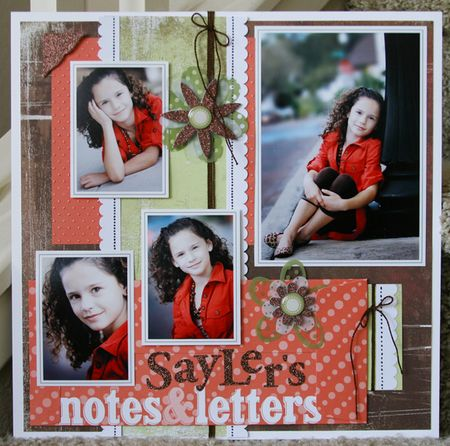 Saylers_notes_and_letters