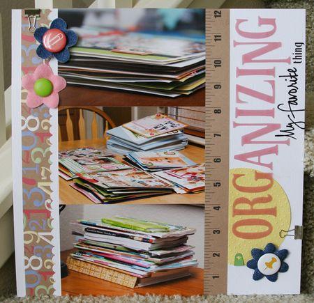Laura_organizing