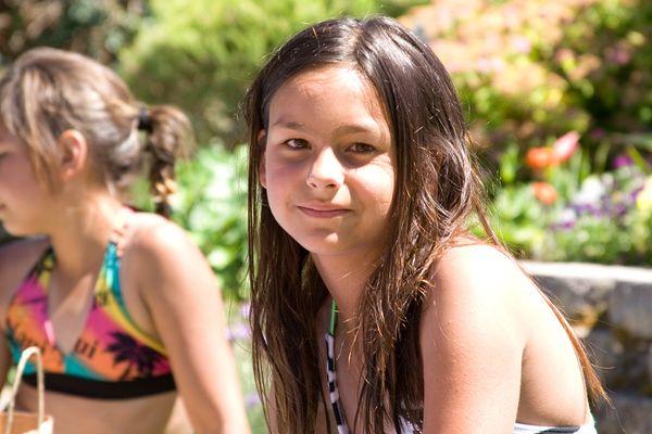 Just Laura: sarahs 11th birthday party
