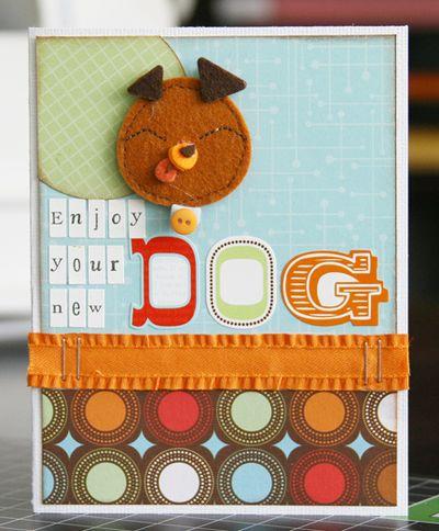Cats&dogs_EnjoyYourNewDog_card