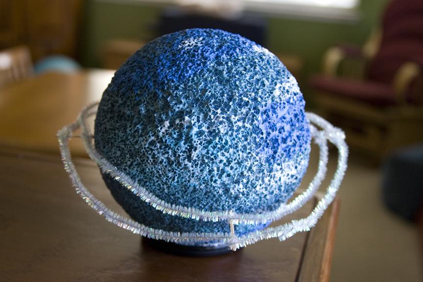 Поделка для нептуна