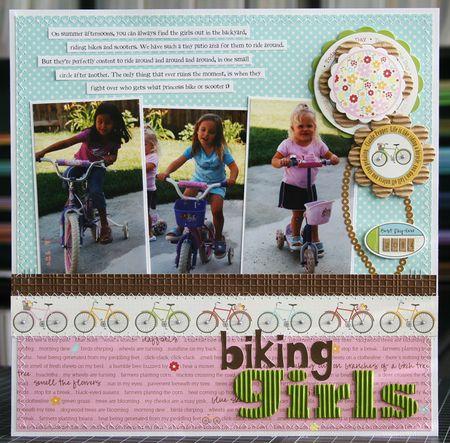 BikingGirls