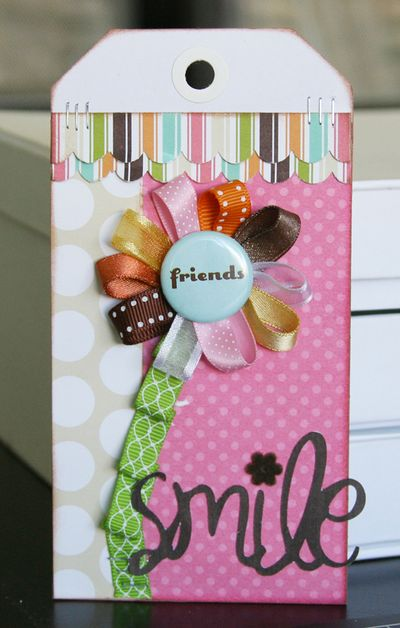 Ribbon_flower_smile_tag