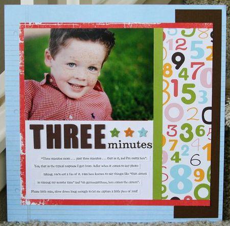Threeminutes