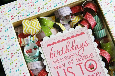LauraVegas_BirthdayGirl_Altered3DFrame_detail1