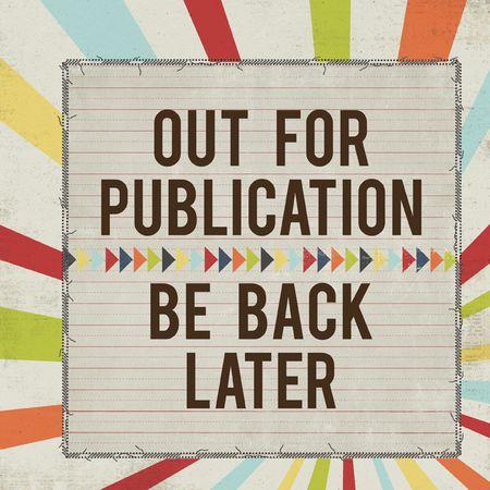 OutForPublication