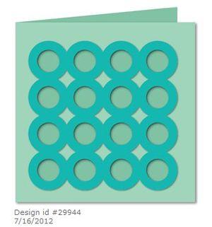 3x3CirclePatternCard