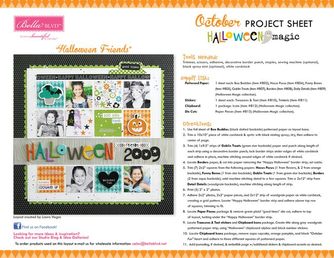 10-2014 BBLVD HALLOWEEN MAGIC PROJECT SHEET_blog