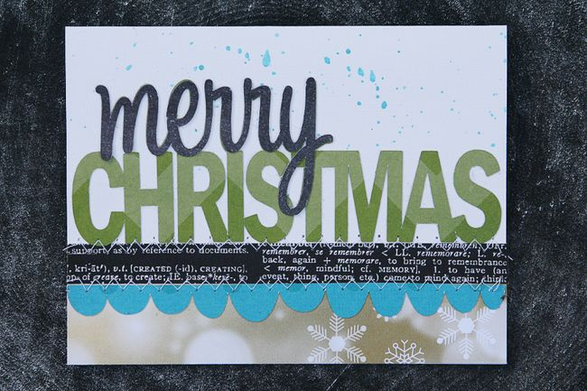 LauraVegas_MerryChristmasCardSet_green