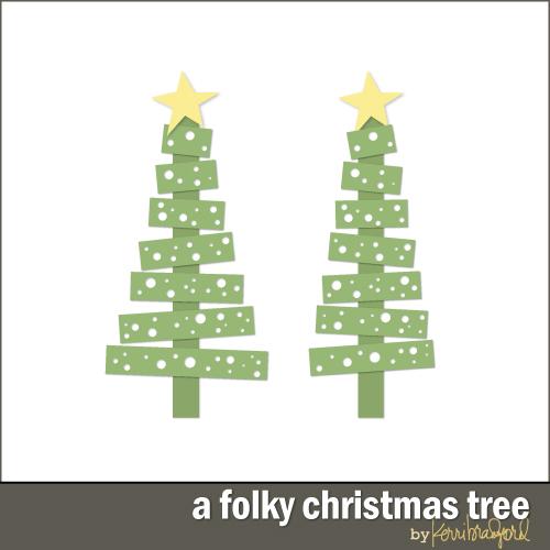 Folky-christmas-tree