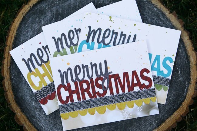 LauraVegas_MerryChristmasCardSet